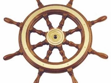 Capo barca per il traffico locale o per la pesca